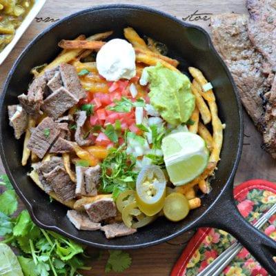 The Best Carne Asada Fries Recipe