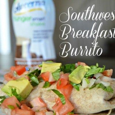 How Diabetes Has Affected My Life + Southwest Breakfast Burrito Recipe