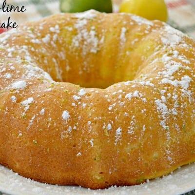 Pan Casero de Limon y Lima