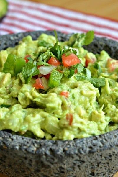 Guacamole Recipe – Homemade Authentic Mexican Version