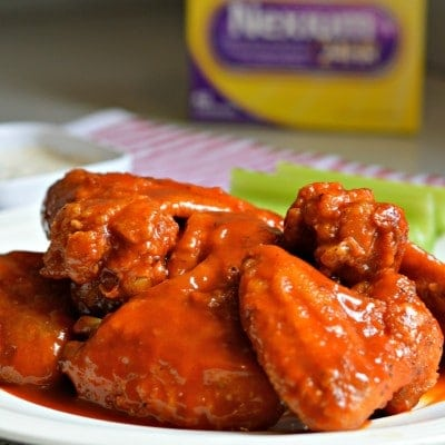 The Best Buffalo Wings Recipe