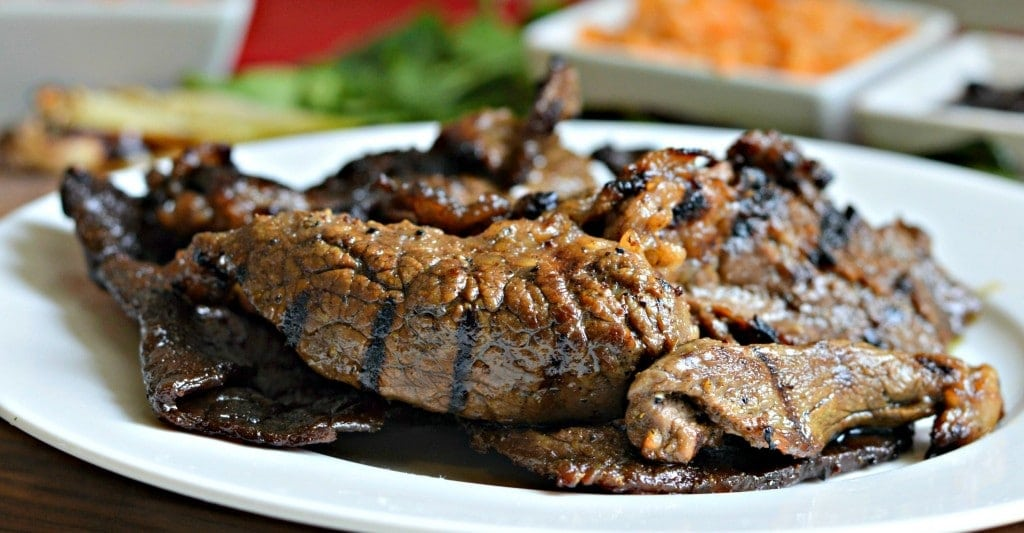 This authentic Mexican carne asada recipe has an amazing flavor that will make it a staple at all of your summer cookouts for years to come.
