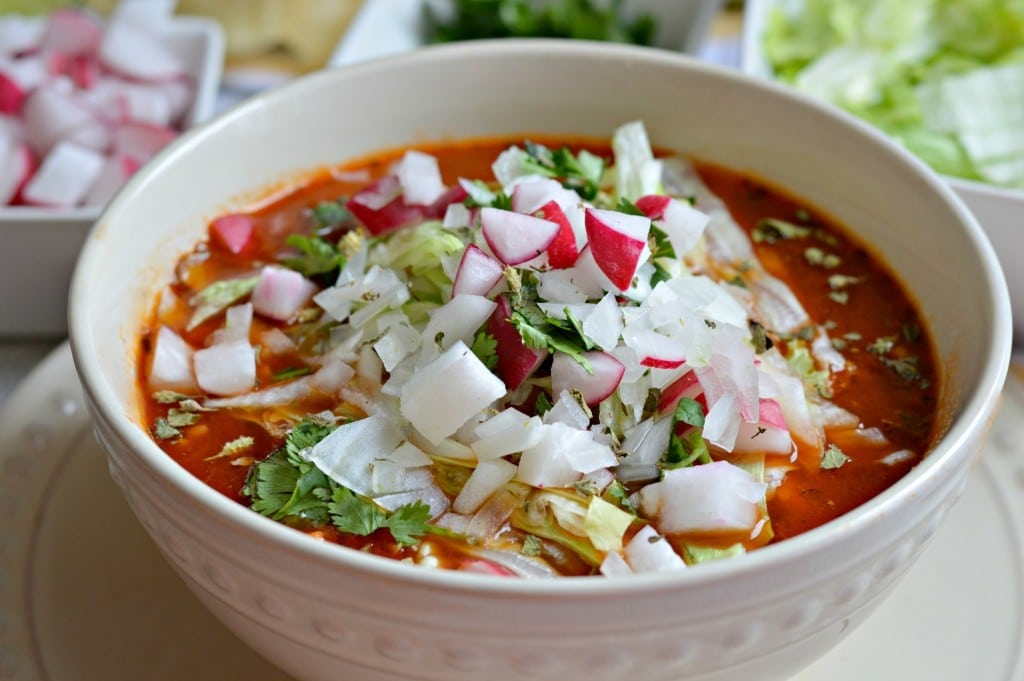 Pozole is a traditional Mexican soup that is full of different flavors, loved by many, and is consumed year-round.