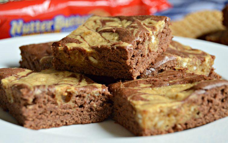 Peanut Butter Swirl Brownies - Final