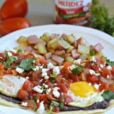 The Best Huevos Rancheros – An Easy Authentic Mexican Recipe