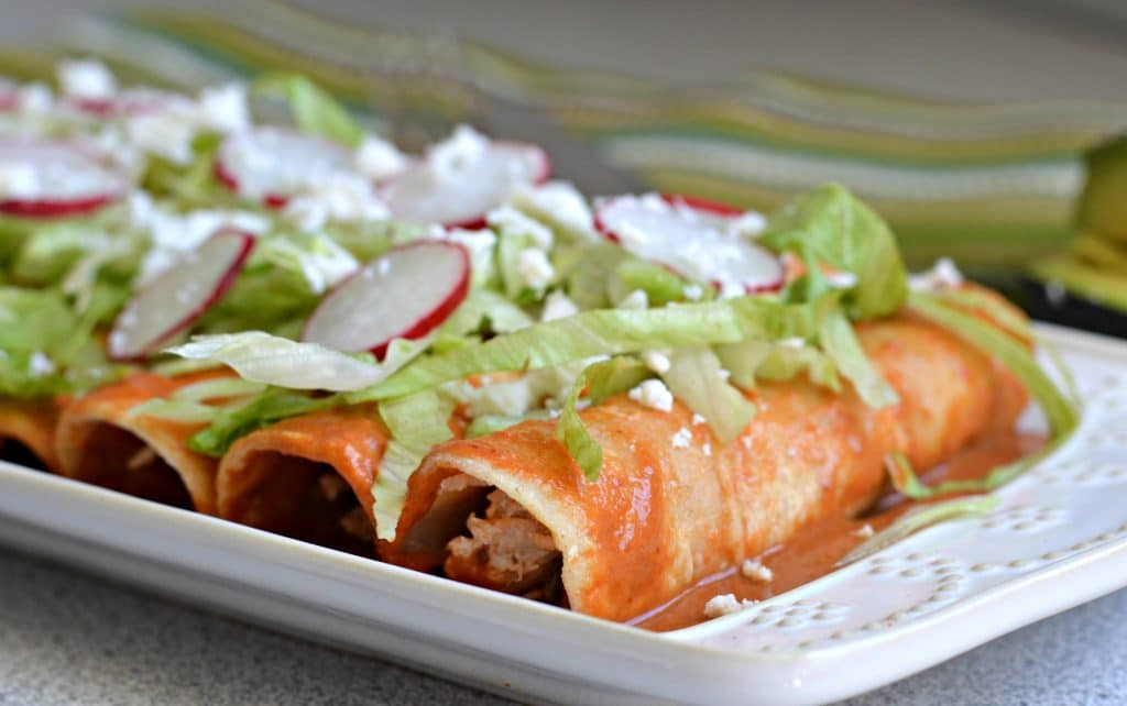 The Last Red Enchilada Recipe You Will Need To Look Up