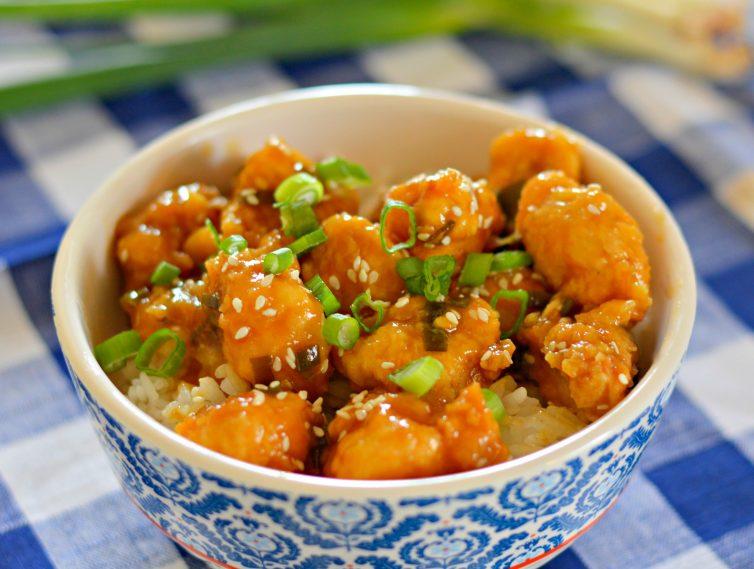 Orange Chicken Recipe - Better than Panda Express