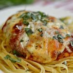 Three Cheese Chicken Parmesan Recipe