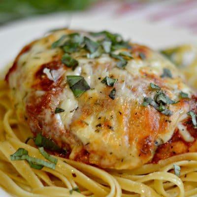 Three Cheese Chicken Parmesan Recipe