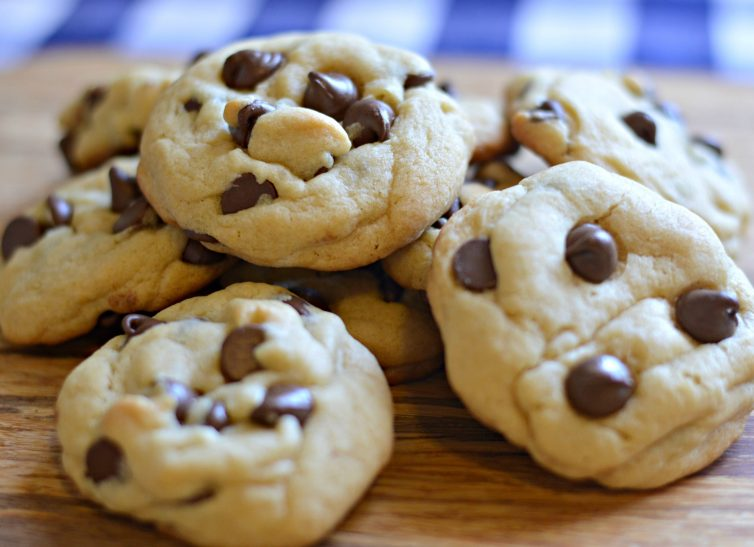 Healthy Chocolate Chip Cookies Recipe Easy
