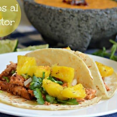 The Best Tacos Al Pastor Recipe