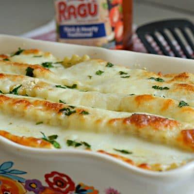 Three Cheese Meat Lasagna Recipe