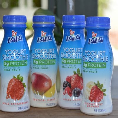 LALA Yogurt Smoothies – A Favorite From My Youth!