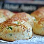Cheddar Bacon and Jalapeno Biscuits