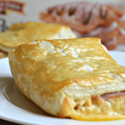 Easy Prosciutto and Gouda Turnovers