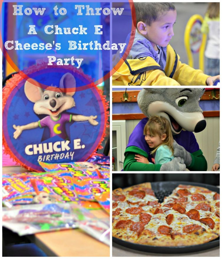 This birthday party at Chuck E Cheese's was so amazing! Check out this post to find out how to make sure your party goes off without a hitch.