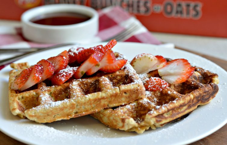 Honey Bunches of Oats Waffles 5