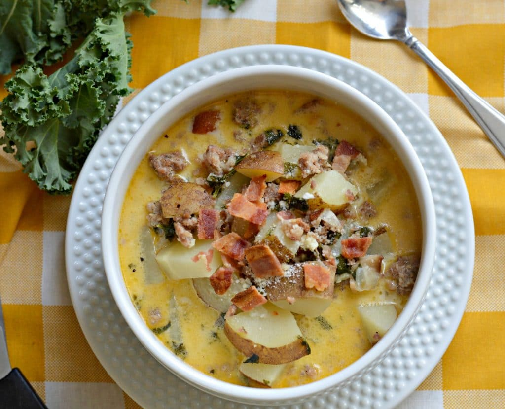 Amazing Olive Garden Zuppa Toscana Copycat Recipe My