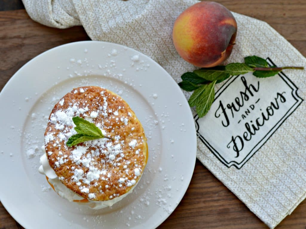 Peaches and Cream Puff Pastry 8