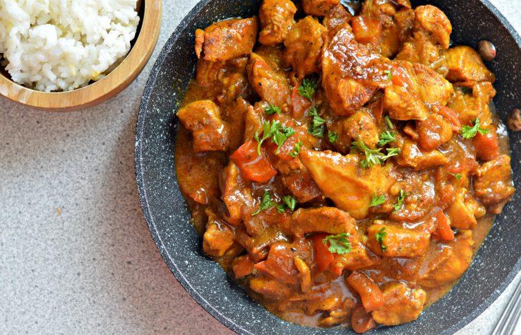 Coconut Chicken Curry Recipe