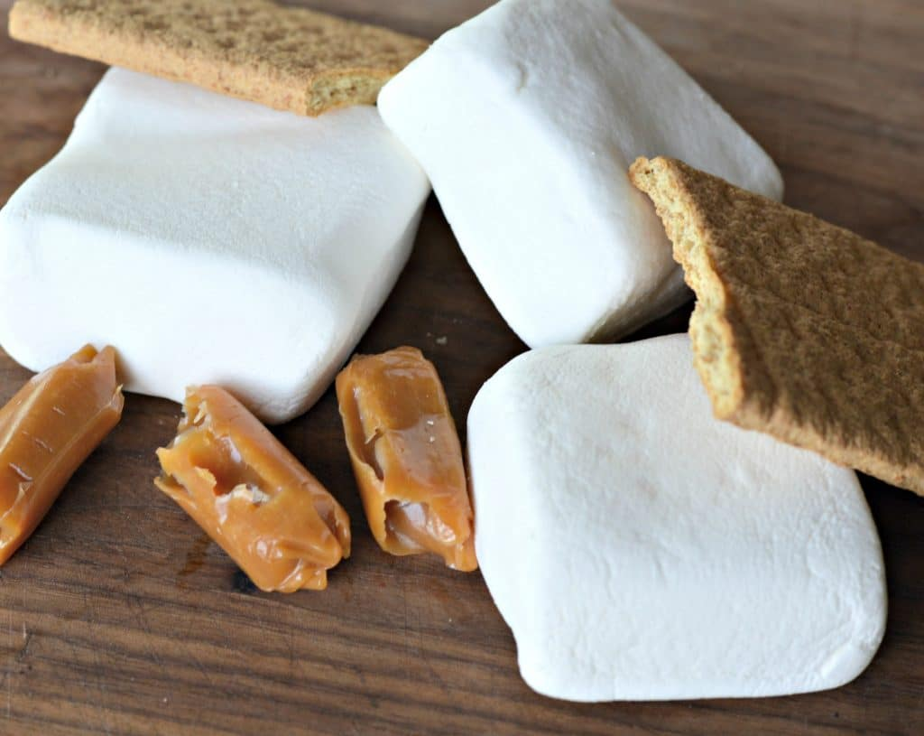 Caramel S'mores Disney World Copycat 1