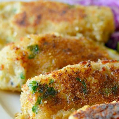 Homemade Tuna Croquettes Recipe