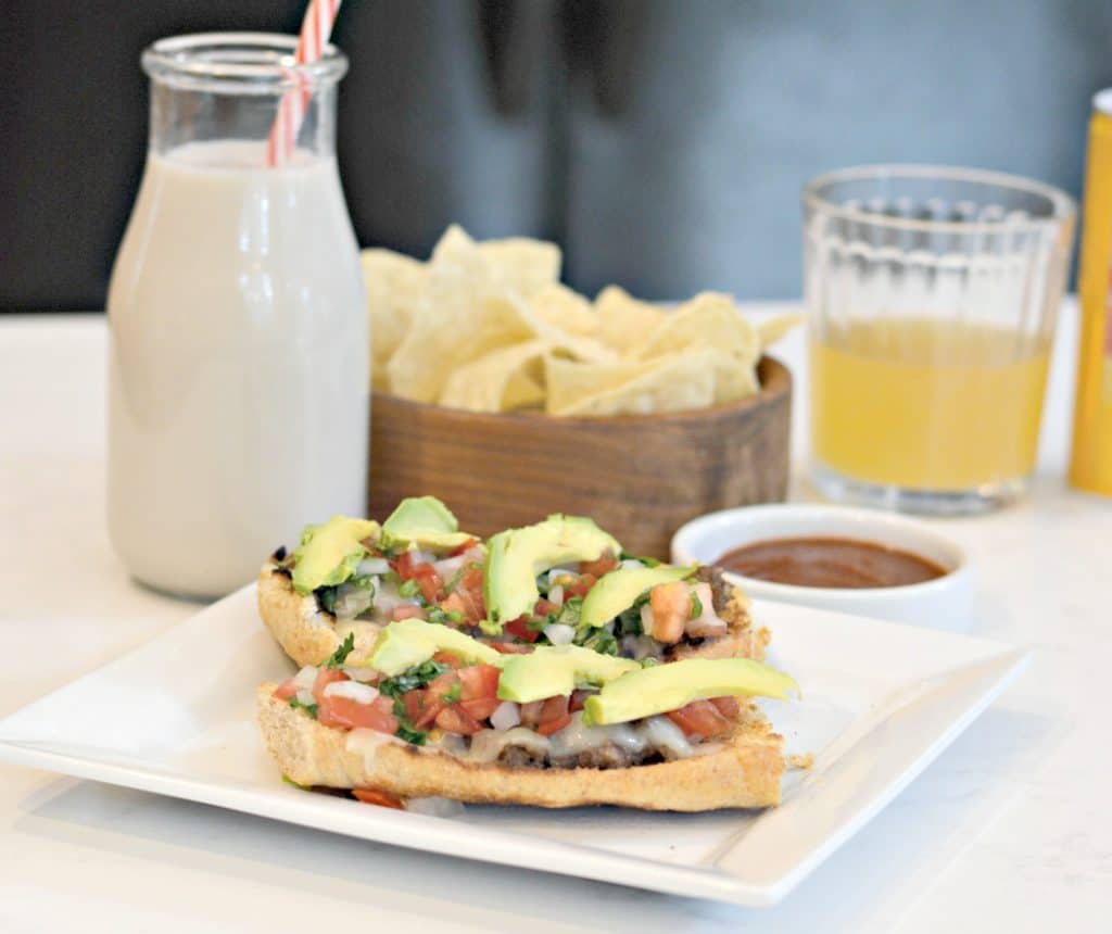 Molletes Recipe and Queen of the South