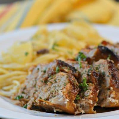 Chipotle-Glazed Pork Loin Recipe