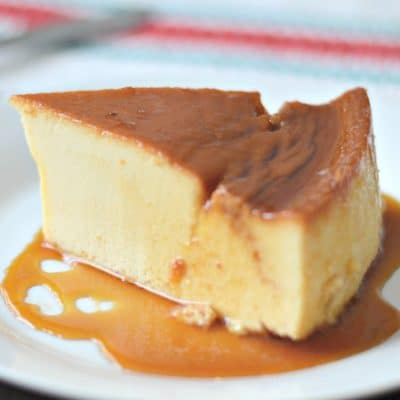 Easy Flan Recipe – Mexican Style