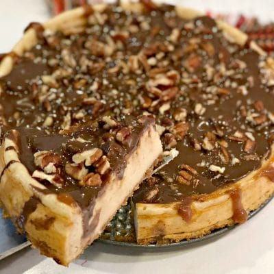 Easy Turtle Cheesecake Recipe