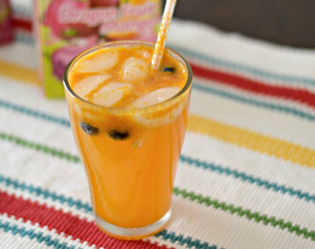 Passion Fruit Mocktail Recipe My Latina Table