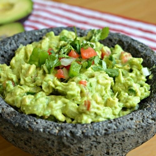The Most Authentic Mexican Guacamole Recipe My Latina Table