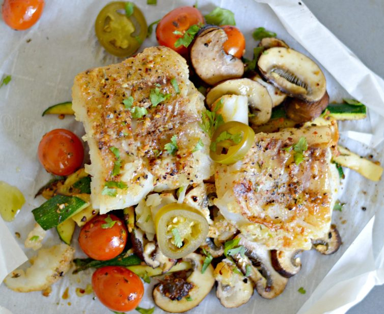 This baked cod recipe blows all other cod recipes out of the water. Keep reading to learn how to make this delicious recipe.