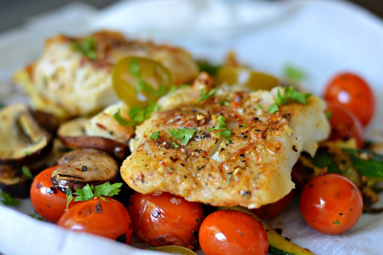 Super Easy Baked Cod Recipe For Serious Seafood Lovers