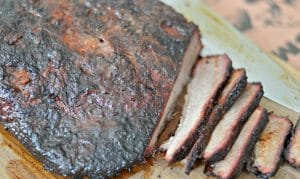 Smoked Brisket Recipe on a Traeger (With the Best Homemade Mop Sauce)