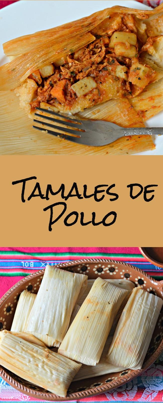 Si disfrutasde la autentica comidamexicana, definitivamente esta receta es para ti. Los tamales son deliciosos y todo un arte para cocinarlos! No dejes de probarlos porque te encantaran!
