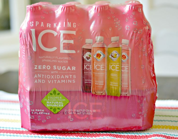 Sparkling Ice Fruit Flavored Water