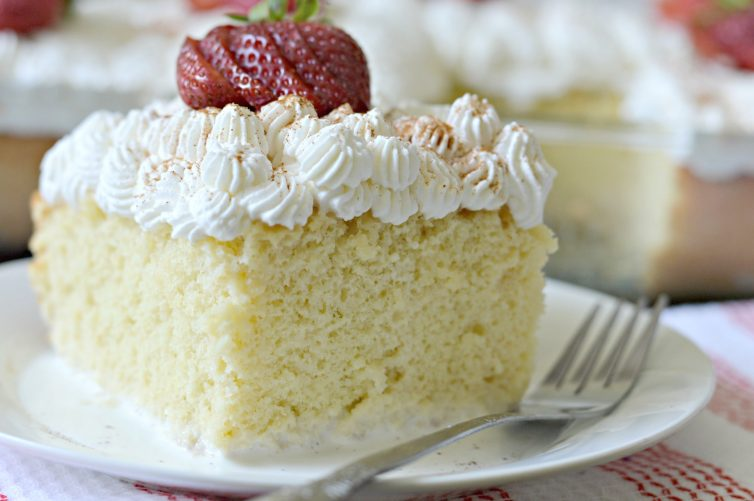 Best Tres Leches Cake Recipe