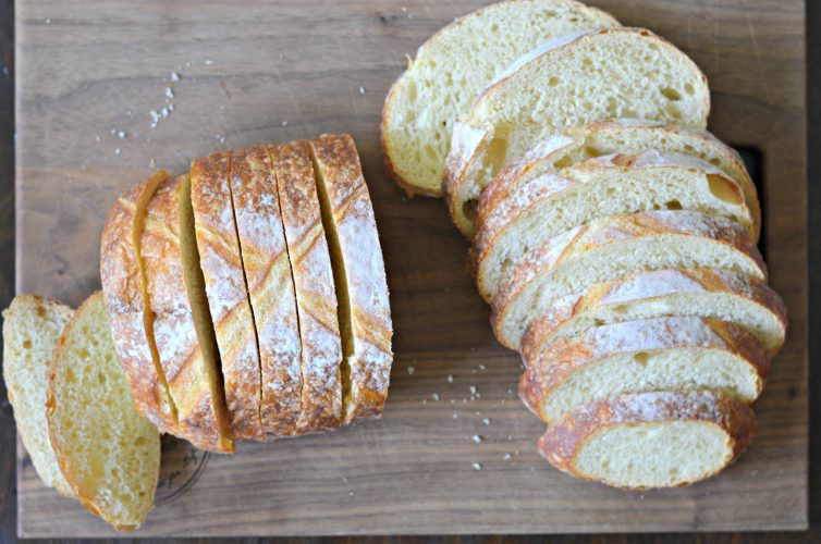 bruschetta french bread