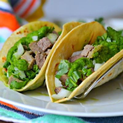 How To Make Authentic Beef Tongue Tacos (Tacos de Lengua Recipe)