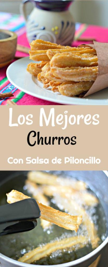 La comidamas popular de las callesen Mexico y tambien una de las mas milenarias son los deliciosos Churros mexicanos. Son el pricipal postre para degustar cuando el antojo por lo dulce los ataca.