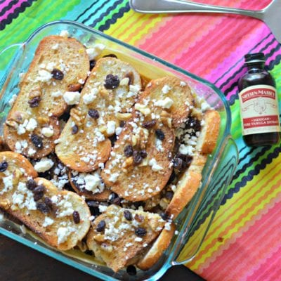 Authentic Capirotada Recipe (Mexican Bread Pudding)
