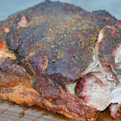 How To Make Smoked Pulled Pork – Great for Sandwiches and More
