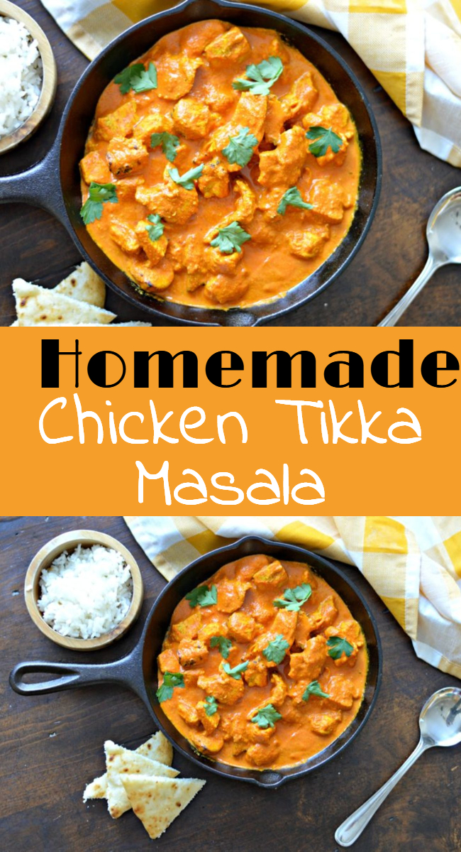 Keep reading to find out how to make the very popular and delicious Indian food, Chicken Tikka Masala.