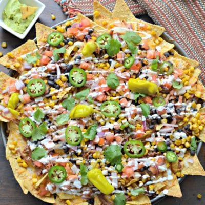 How To Make Loaded Nachos On A Wood Pellet Smoker