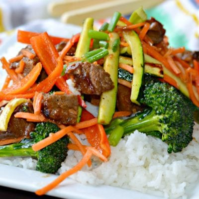 The Most Delicious Beef Stir Fry Recipe