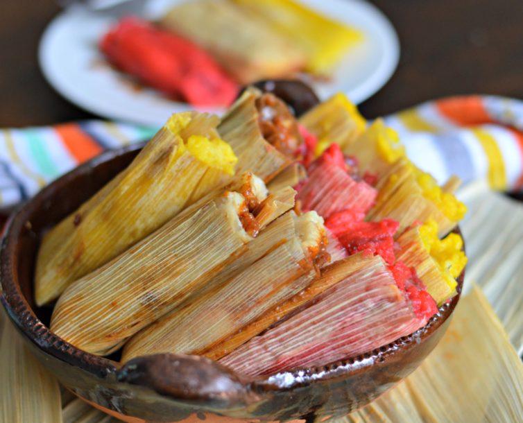 sweet tamales recipe