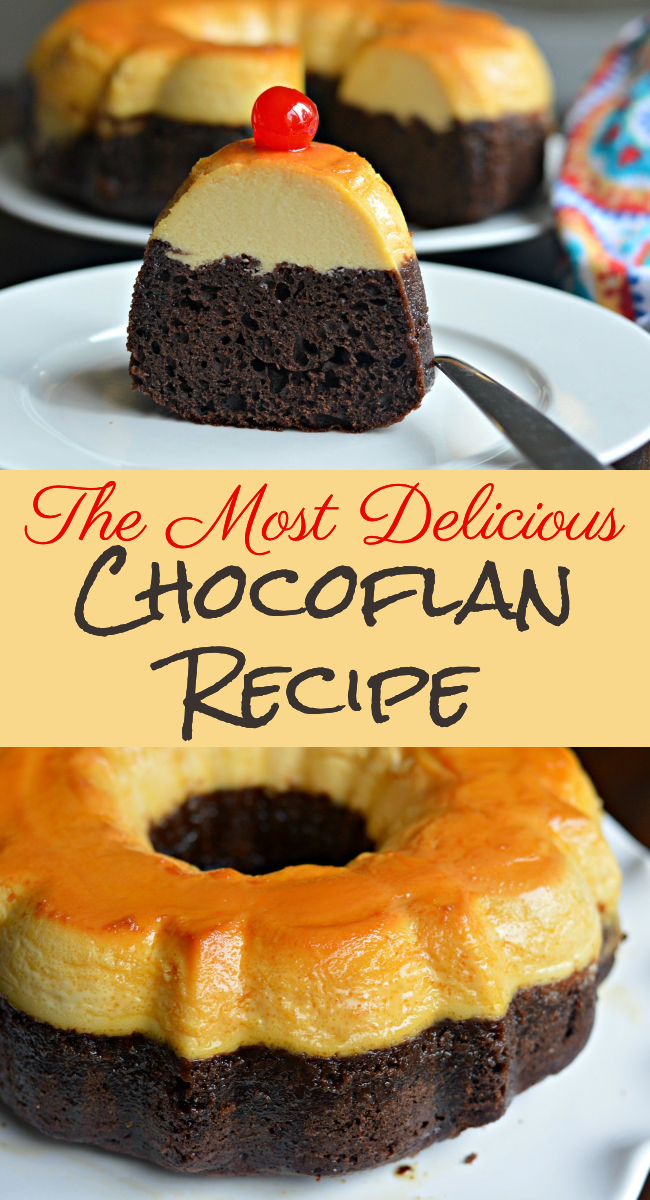 Find out how to make Chocoflan, which combines the creaminess of flan with the richness of chocolate cake for an all-in-one dessert that you will love. This method is different from the traditional method which results in a cleaner, creamier, and more firm dessert that you will love.