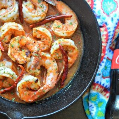 Camarones a la Diabla Recipe (Mexican Spicy Shrimp)