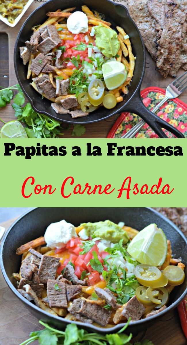 Una de las comidas favoritas de todos sin dudarlo son las papas fritas o papitas a la francesa como se le llama en algunos lugares. Y hoy aprenderemos a hacerlas muy a la Mexicana!